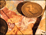 Video Clip - Foreign money and antique coins