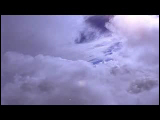 Video Clip - Going through the clouds during the day