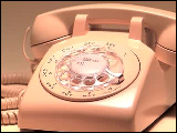 Video Clip - Old rotary phone