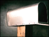 Video Clip - A mail box
