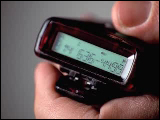 Video Clip - Looking at the pager or beeper