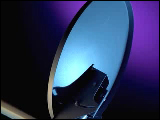 Video Clip - Rotating satellite