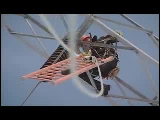 Video Clip - Electricity power lines maintenance and control