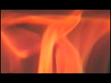 Video Clip - Burning, flame