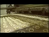 Video Clip - Snacks being made and packaged in assembley line