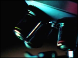 Video Clip - A microscope is shown