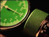 Video Clip - A sphygmomanometer or blood pressure machine