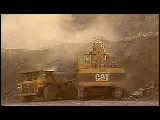 Video Clip - Overview of a gold milling location and factory
