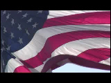 Video Clip - USA flag