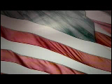 Video Clip - USA old flag